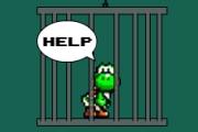 Spelletje Mario Save Yoshi Spelen
