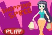 Spelletje Shopping Spree Spelen
