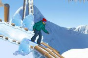 Spelletje Snow Boarding Spelen
