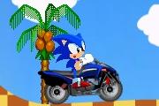 Spelletje Sonic ATV Trip 2 Spelen