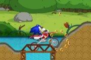 Spelletje Sonic Motor Spelen