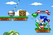 Spelletje Sonic Gem Collecter Spelen