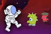 Spelletje Spacemen Journey Spelen