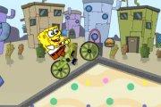 Spelletje Spongebob Bmx Spelen
