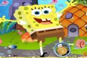 Spelletje Spongebob Verborgen Schat Spelen