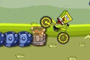 Spelletje Spongebob Trail Spelen