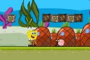 Spelletje Spongebob Burger Avontuur Spelen