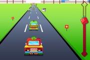 Spelletje Fruitella Racer Spelen