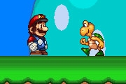 Spelletje Super Mario Remix Spelen