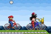 Spelletje Toon BMX Race Spelen