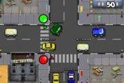 Spelletje Traffic Trouble Spelen