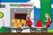 Spelletje Trolley Express Spelen