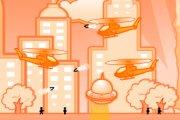 Spelletje UFO Redder Spelen