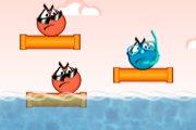 Spelletje Water Vriendjes Spelen