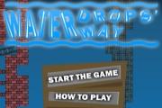 Spelletje Waterdrops Waterway Spelen