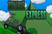 Spelletje Zombie Express Spelen